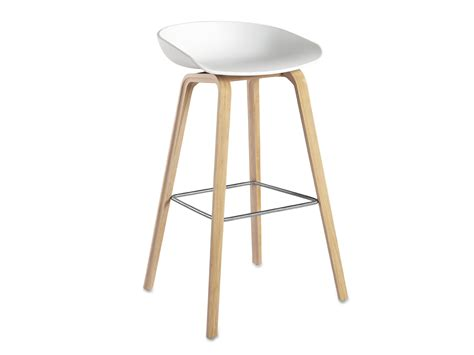 Modern Bar Stools Uk by Buy The Hay About A Stool Aas32 Wooden Base At Nest Co Uk