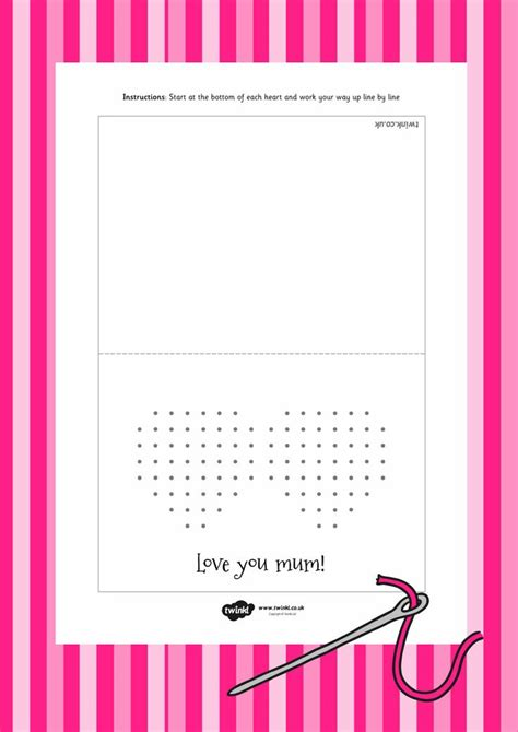 day cards ks2 twinkl resources s day cross stitch card thousands