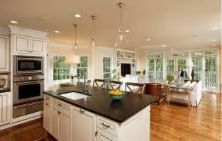 open kitchen designs open concept kitchen pros cons and how to do it right