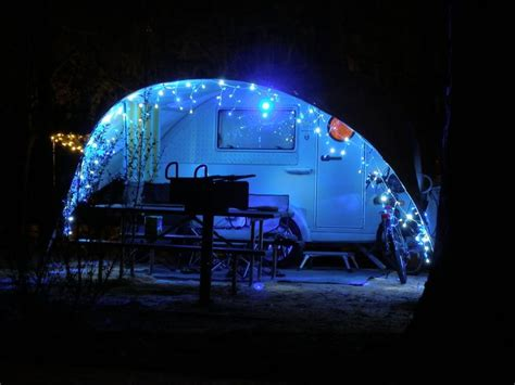 rv string lights 17 best images about csite decorations on