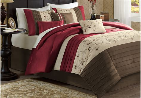 king linens comforter sets carrigan 7 pc king comforter set king linens