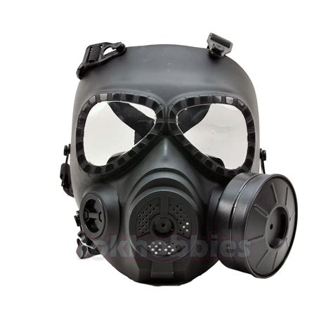 gas mask airsoft wargame protection dummy gas mask m04 paintballl