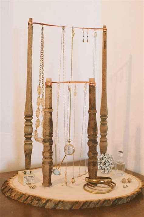 how to make a jewelry stand 14 useful diy ideas for jewelry stand