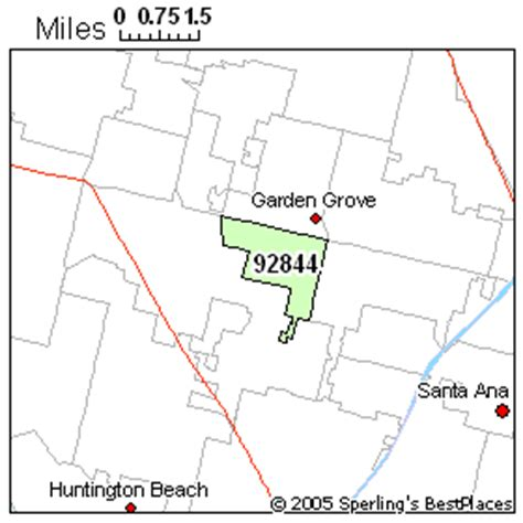 Garden Grove Area Code Garden Grove Zip 92844 California Crime