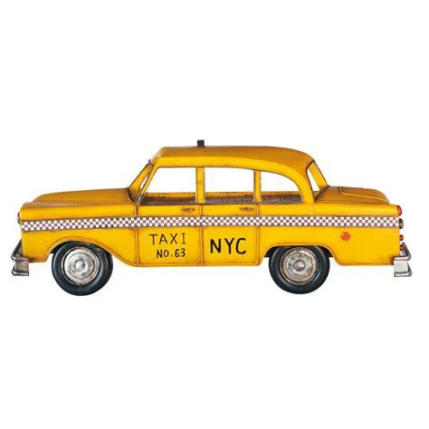 taxi jaune ny maisons du monde
