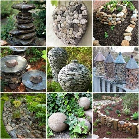 cheap garden rocks 18 stylish garden projects using rocks