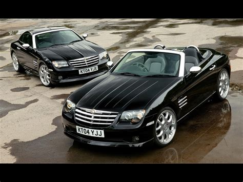 Chrysler Crossfire by Car Throttle Parting The Chrysler Crossfire