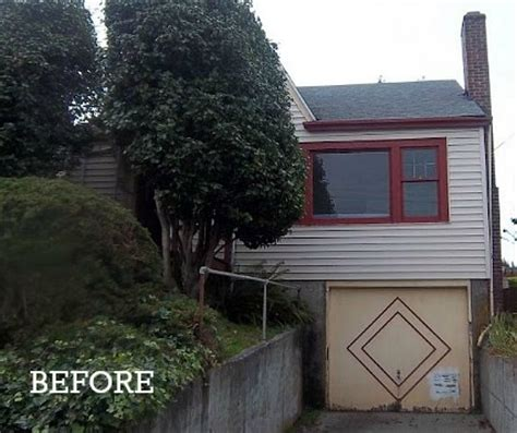 before and after small home renovating a small house from the 1920s hooked on houses