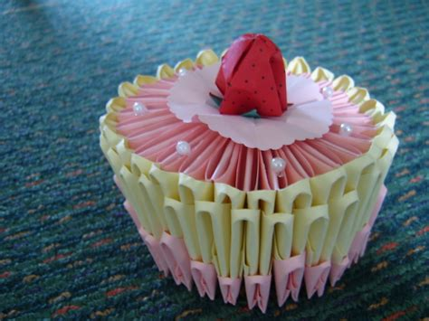 how to make a origami cake 3d origami birthday cake