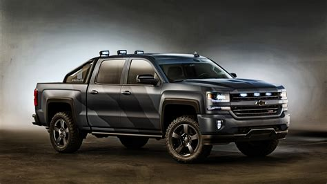 Wallpaper Car Chevrolet by 2015 Chevrolet Silverado Concept Wallpaper Hd Car