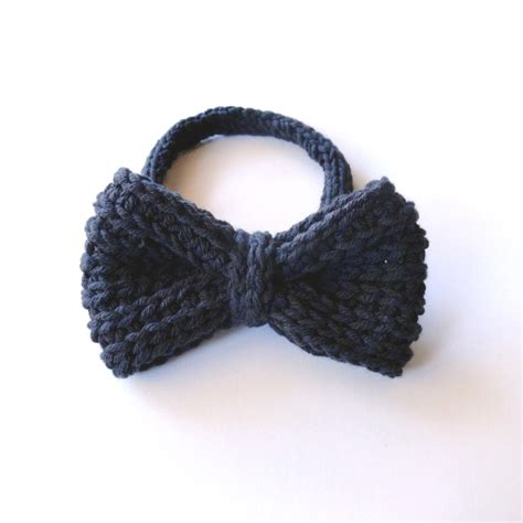 knitted bow tie 20 free knitting patterns for beginners