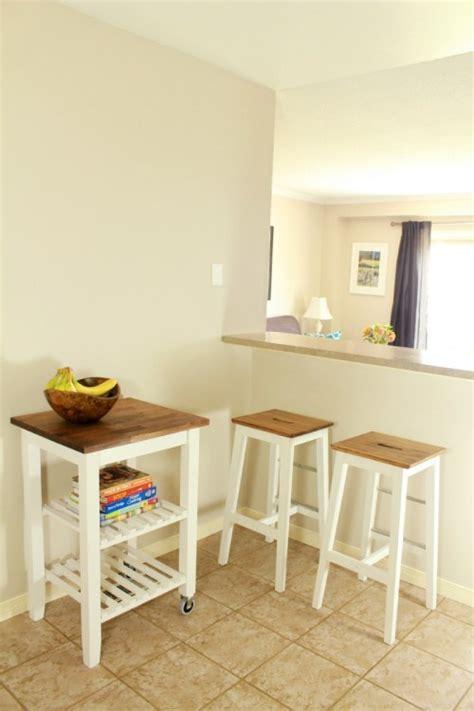 ikea bekvam stool diy ikea bosse stools and bekv 196 m kitchen cart hack