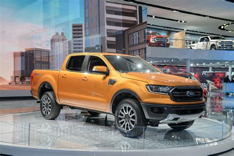 Ford Ranger Truck by 2019 Ford Ranger Truck Priced From 25 395