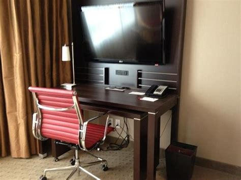 tv desk stand tv stand and desk with more outlets picture of residence