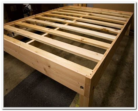 cost of size bed frame build a platform bed total cost wood for frame 20 re how