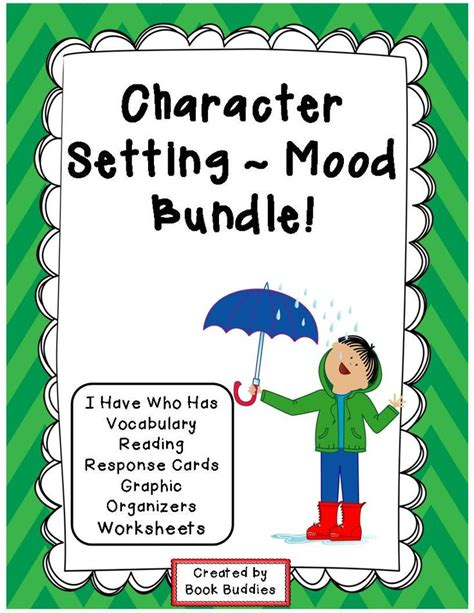 picture books to teach setting 17 best images about character traits on