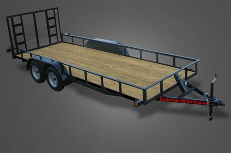 landscape lighting exles tandem axle utility trailers by trailer sales of new york