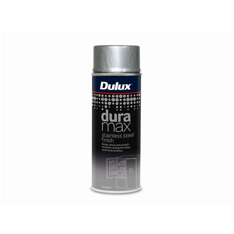 spray paint stainless steel dulux duramax 300g appliance silver stainless steel finish