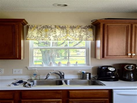curtain for kitchen kitchen drapery ideas 28 images new small bay window