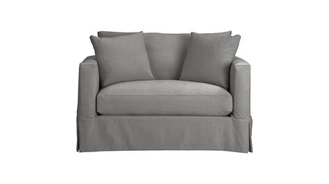 air mattress sofa sleeper willow grey sofa sleeper with air mattress crate