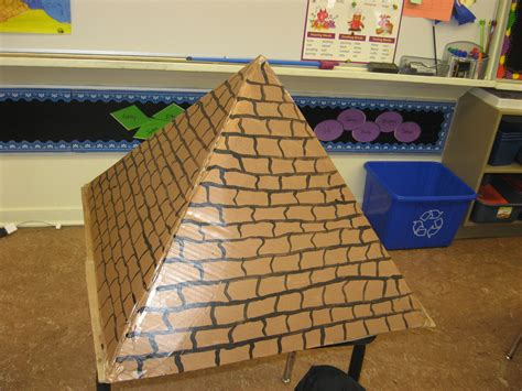 pyramid craft project amazing pyramid project by jaxson projects big