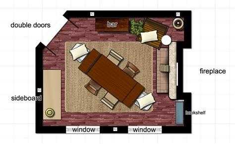 Floor Planners new dining room floor plan learning is social