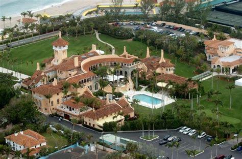 where does donald live in florida inside donald trump s vast portfolio of homes ny