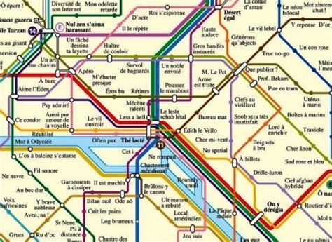 ligne de metro grands boulevards subway application