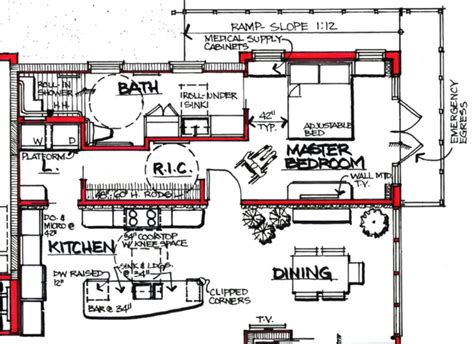 aging in place floor plans house plans for aging in place escortsea