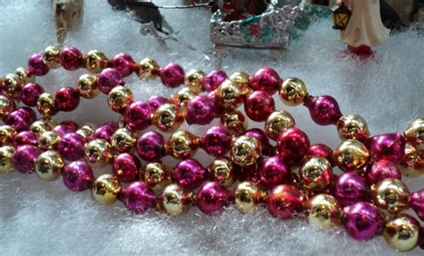 beaded garland for tree glass bead garland for tree 28 images large vintage