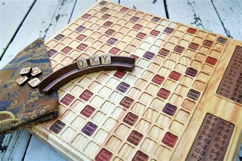 fy scrabble wooden scrabble board images