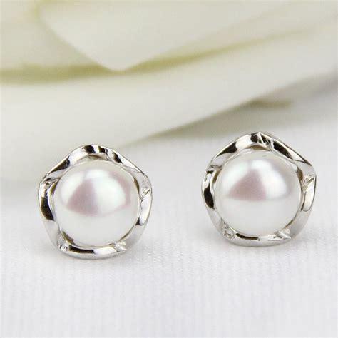 jewelry free shipping free shipping jewelry pearl stud earrings pearl earings