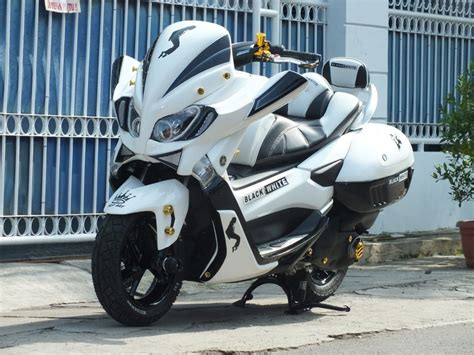 Modifikasi Motor Nmax by 40 Gambar Modifikasi Yamaha Nmax Keren Elegan Dapur