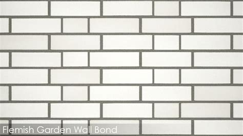 flemish garden wall bond walls tiles reference guide vizpark