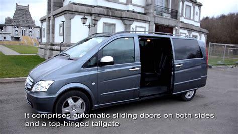 Mercedes Seats by Mercedes Vito 9 Seats