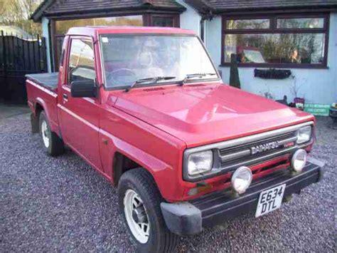 Daihatsu Trucks For Sale by Daihatsu Fourtrak Truck Car For Sale