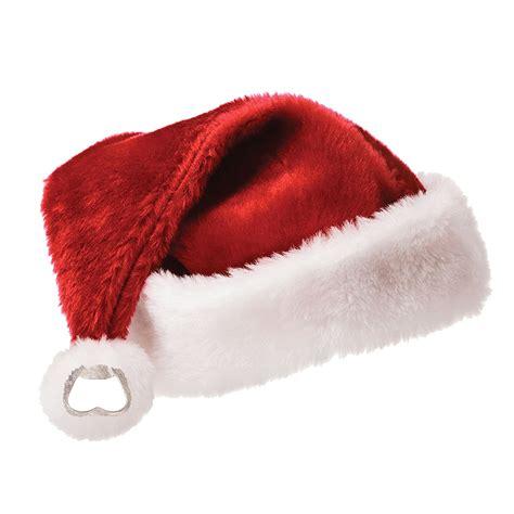 in santa hat santa hat bottle opener the green