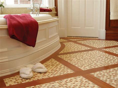 Bathroom Floor Tiling Ideas by Tile Bathroom Floors Hgtv
