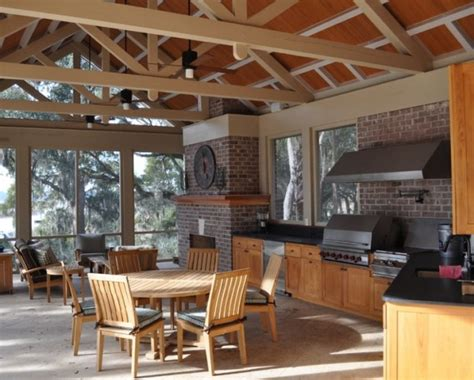 summer kitchen designs creating the ideal outdoor summer kitchen this fall