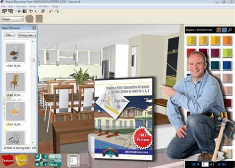 interior design software free home design software