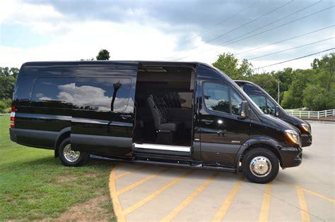 Mercedes Sprinter Luxury by Luxury Sprinter Limousine Reston Luxury Coach