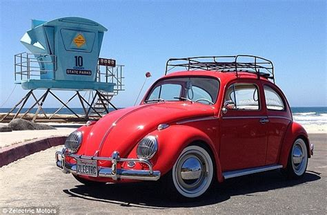 Classic Car Wallpaper Set In Trim by The Volkswagen Beetle Goes Electric And Could Be Yours For