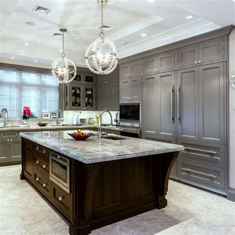 best gray for kitchen cabinets 24 grey kitchen cabinets designs decorating ideas