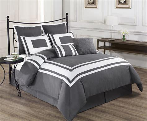 grey bed comforter sets 8 d 233 cor gray comforter set