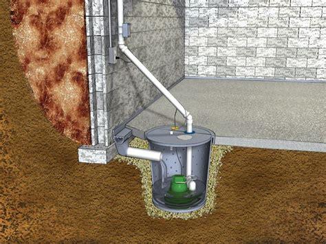 sump basement the supersump basement sump system