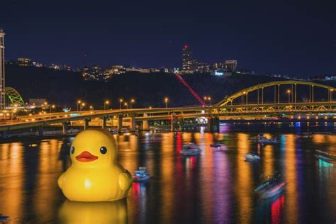 city rubber st rubber duck and pittsburgh playoff baseball