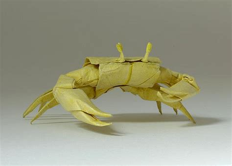 crab origami crab origami by sipho mabona flickr photo
