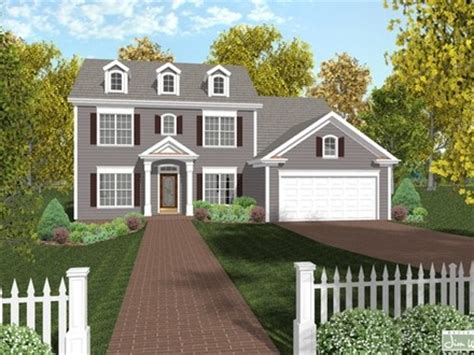 small colonial house plans small luxury house plans colonial house plans designs new colonial home mexzhouse