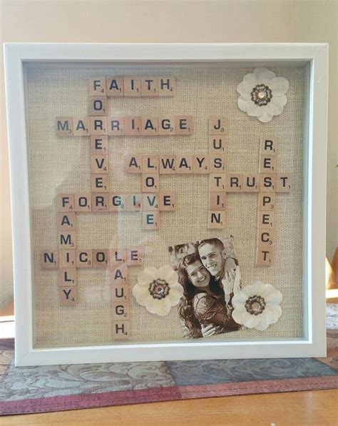 25 Unique Scrabble Crafts Ideas On Scrabble
