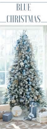 decorations on a tree 25 unique blue decor ideas on